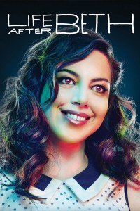 "Poster for the movie ""Life After Beth"""