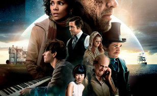 "Poster for the movie ""Cloud Atlas"""