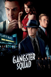 "Poster for the movie ""Gangster Squad"""