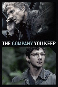 "Poster for the movie ""The Company You Keep"""
