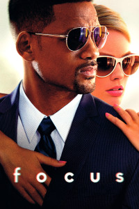 "Poster for the movie ""Focus"""