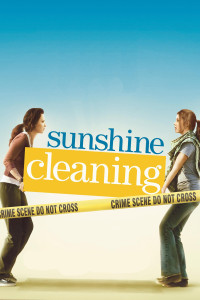 "Poster for the movie ""Sunshine Cleaning"""