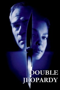 "Poster for the movie ""Double Jeopardy"""
