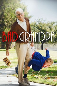 "Poster for the movie ""Jackass Presents: Bad Grandpa"""