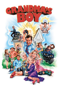 "Poster for the movie ""Grandma's Boy"""