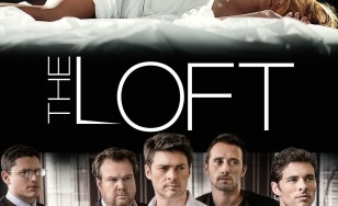 "Poster for the movie ""The Loft"""