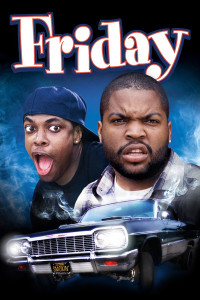 "Poster for the movie ""Friday"""