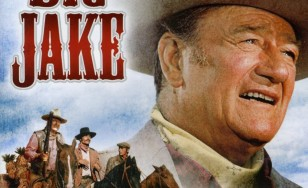 "Poster for the movie ""Big Jake"""