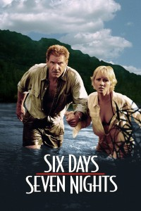 "Poster for the movie ""Six Days Seven Nights"""