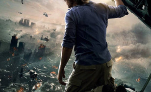 "Poster for the movie ""World War Z"""