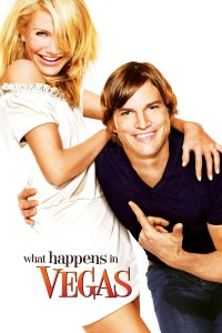 "Poster for the movie ""What Happens in Vegas"""