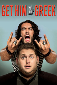 "Poster for the movie ""Get Him to the Greek"""