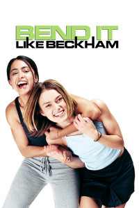 "Poster for the movie ""Bend It Like Beckham"""