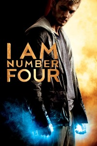 "Poster for the movie ""I Am Number Four"""