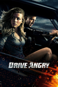 "Poster for the movie ""Drive Angry"""