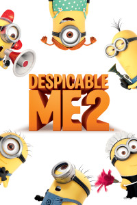 "Poster for the movie ""Despicable Me 2"""