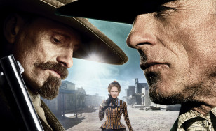 "Poster for the movie ""Appaloosa"""