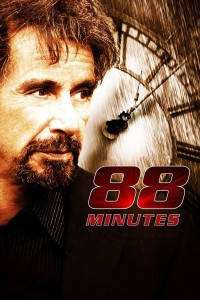 "Poster for the movie ""88 Minutes"""