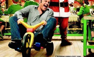 "Poster for the movie ""Fred Claus"""