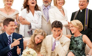 "Poster for the movie ""The Big Wedding"""