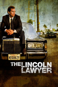"Poster for the movie ""The Lincoln Lawyer"""