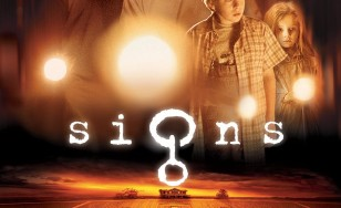 "Poster for the movie ""Signs"""