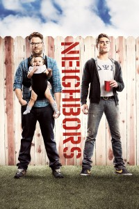 "Poster for the movie ""Neighbors"""
