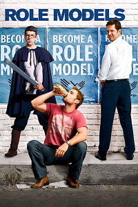 "Poster for the movie ""Role Models"""