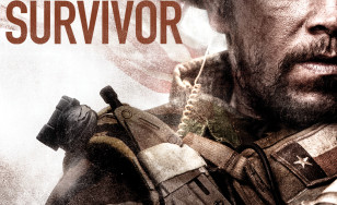 "Poster for the movie ""Lone Survivor"""