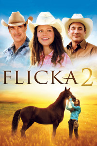 "Poster for the movie ""Flicka 2"""