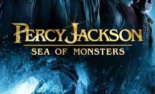 "Poster for the movie ""Percy Jackson: Sea of Monsters"""