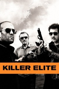 "Poster for the movie ""Killer Elite"""