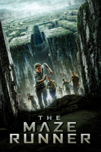 "Poster for the movie ""The Maze Runner"""