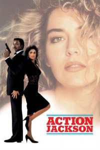 "Poster for the movie ""Action Jackson"""