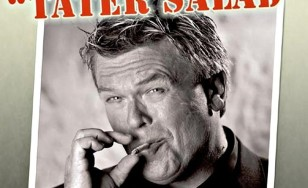"Poster for the movie ""Ron White: They Call Me Tater Salad"""