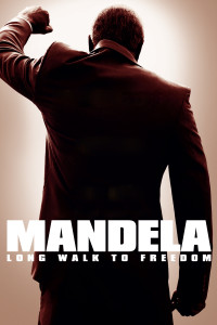 "Poster for the movie ""Mandela: Long Walk to Freedom"""