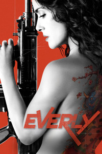 "Poster for the movie ""Everly"""