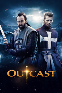 "Poster for the movie ""Outcast"""