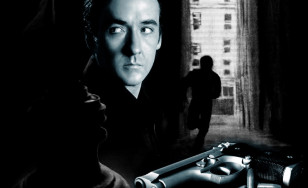 "Poster for the movie ""Runaway Jury"""