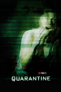 "Poster for the movie ""Quarantine"""