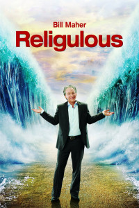 "Poster for the movie ""Religulous"""