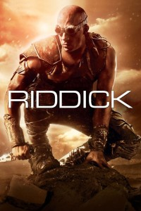 "Poster for the movie ""Riddick"""