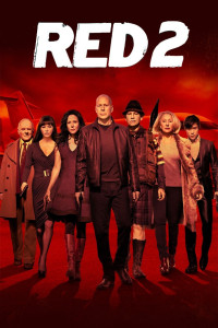 "Poster for the movie ""RED 2"""