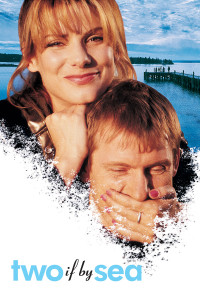 "Poster for the movie ""Two If by Sea"""