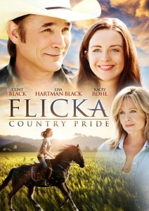 """Poster for the movie """"Flicka: Country Pride"""""""