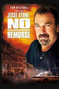 "Poster for the movie ""Jesse Stone: No Remorse"""
