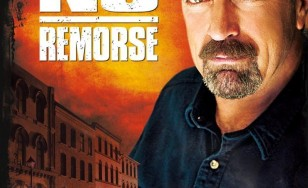 "Poster for the movie ""Jesse Stone: No Remorse"""