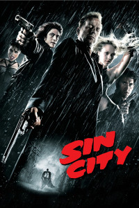 "Poster for the movie ""Sin City"""