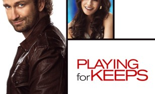 "Poster for the movie ""Playing for Keeps"""
