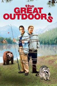 "Poster for the movie ""The Great Outdoors"""